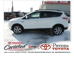 2014 Ford Escape SE Local One Owner, Navi, Heated Seats, Leat...