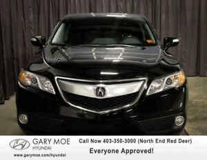 2015 Acura RDX Tech Package W/ LEATHER AND NAVIGATION!!