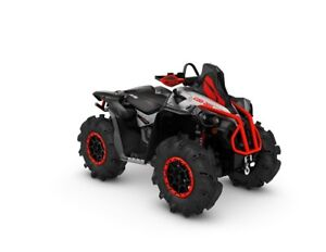 2017 Can-Am Renegade 1000 X mr