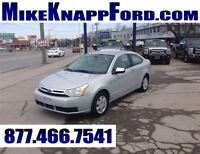 2008 Ford Focus SE Coupe *Rated 5.7L / 100 kms HWY