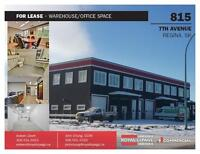 Warehouse Space Available For Lease