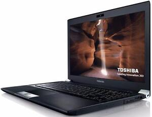 Toshiba Tecra Laptop intel core i7 3.70Ghz 12GB RAM 1TB Hardrive 1GB GraphicsVideo Windows10 MSOffice2016 Mint A+