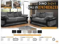 dino cord fabric/available in corner and 3+2/brown and mocha also available Qk