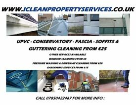 @ICLEANSERVICES/CARPET & UPHOLSTERY CLEANING/PRESSURE WASHING/ WINDOW/GUTTER/UPVC CLEANING