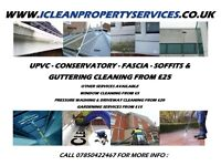 HAVE YOUR GUTTERING CLEANED THIS AUTUMN BY @ICLEANSERVICES - GUTTER - UPVC - CONSERVATORY CLEANING