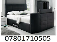 BED BRAND NEW ELECTRIC TV BED AND STORAGE 70