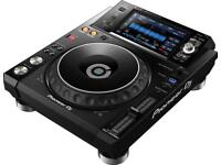 Pioneer XDJ-1000 mk2 WITH CASE/BAG- New, Unopened