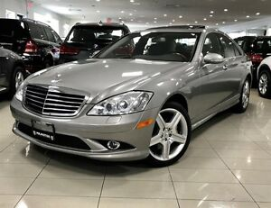 2009 Mercedes-Benz S-Class S450 AMG|ACCIDENT FREE|NIGHTVISION|NA