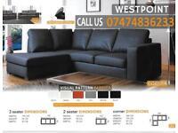 Westpoint Sofa factory packed xJUP