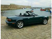 Mazda mx5 mk1 low miles and years mot