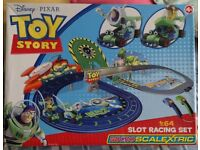 Toy Story Micro-scalextric