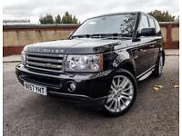 RANGE ROVER HSE WITH FULL DEALER SERVICE HISTORY VERY CLEAN CAR IN & OUT