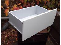 Ikea Besta drawers