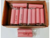 x2 x4 x10 Samsung 35E INR18650 3500mAh 13A 18650 battery / batteries vape torch