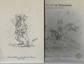 FIRST WORLD WAR AND YORKSHIRE
