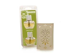 ClaireBurke Original Electric Fragrance Warmer Unit & Refill Bundle