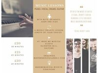 Piano Lessons at Make Me Musical studio, Islington Mill
