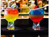 F/T Bartenders / Head Bartender required £9 - £14 p/h