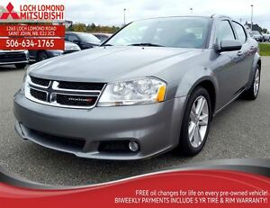 2013 Dodge Avenger SXT - only $112 B/W!