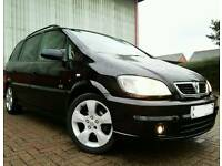 2005/05 VAUXHALL ZAFIRA 2.0 DTI SRI *RARE CAR IMMACULATE CONDITION*