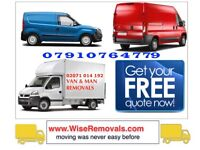 NATIONWIDE HOUSE REMOVALS FURNITURE DELIVERY BUSINESS MOVING OFFICE MOVERS MAN/ VAN LUTON TRUCK HIRE