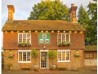 Full time CDP and Commis Chef required at busy country pub