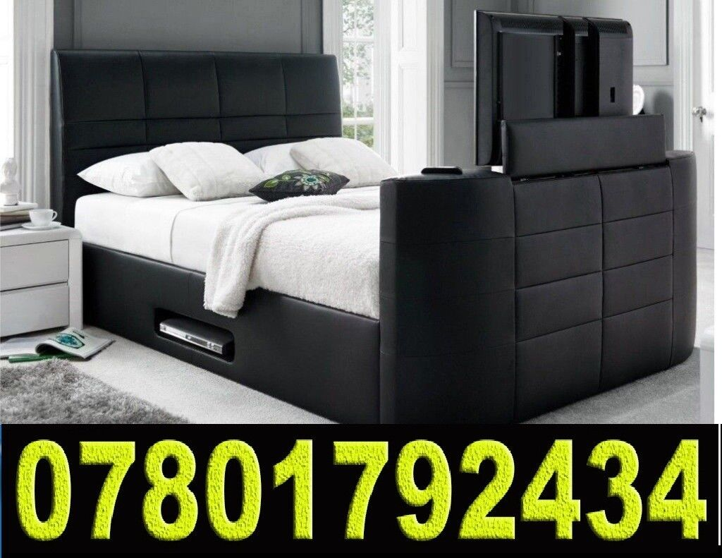 BED .ELECTRIC TV  BED. AVAILABLE | In York, North Yorkshire | Gumtree