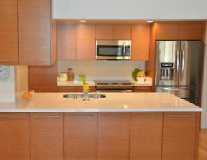 High Quality Custom Cabinets. Made Locally!. 100% Custom Made To Fit Your