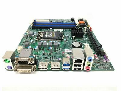 SCHEDA MADRE MOTHERBOARD ACER Q77H2-AD USATA USED CHIPSET SOCKET LGA 1155 DDR3