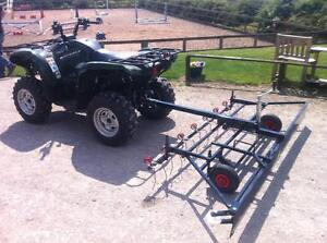 NEW-Arena-Manege-Leveller-Menage-Grader-With-Tines-Deluxe