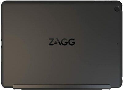 ZAGG Ultrathin Case, Hinged Detachable Bluetooth Keyboard for Apple iPad Air 2