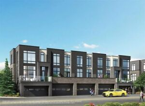 Luxury townhouse for assignment in Vaughan