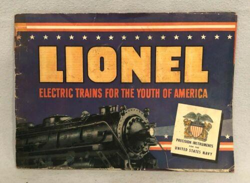 Lionel 1941 Consumer Catalog