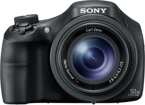 SONY Cyber-shot DSC-HX350 Superzoom-Kamera, 20,4 MP, Full HD, 50 facher Zoom