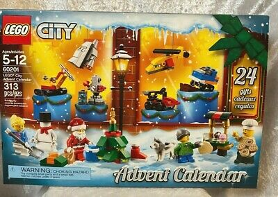 LEGO CITY ADVENT CALENDAR #60201 - 2018 - NEW