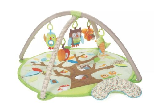 Skip Hop Baby Kids Children Treetop Activity Gym Playmat Sof
