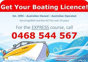 Newcastle Boating Licence Newcastle Newcastle Area Preview