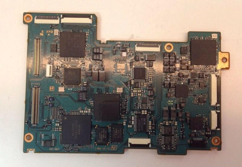 Sony HDR-FX1 FX1 Part Main Board VC PCB Works Used