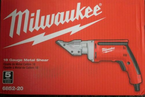 Milwaukee 6852-20 18-Gauge Shear