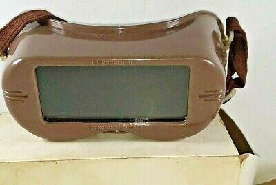 Vintage Jackson Welding Unigoggle - Acetylene Oxygen - New Good Condition