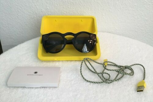 Snap Inc. Snapchat Spectacles Glasses - barely used