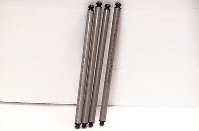 Panhead With Shovelhead Top End Aluminum Alloy Pushrods. Made In Usa.