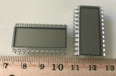 4 Lumex Lcd 3 Digit Numeric Display - Lcd-s301c31tf