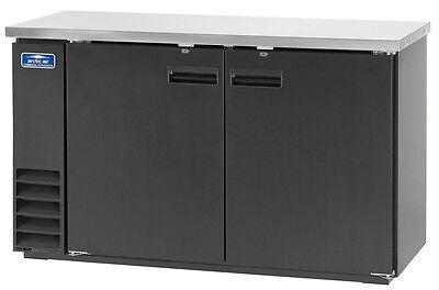 Arctic Air Abb60 60 2 Solid Door Back Bar Cooler