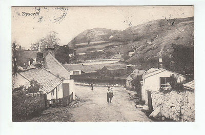 Dyserth Village Flintshire 25 Mar 1911 Hindley Chamber Road Oldham Valentines