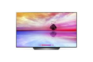 "Lg 65"" 4K UHD OLED smart tv B8P"