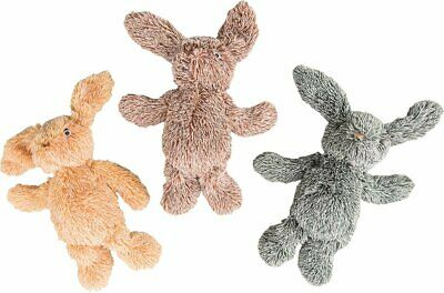 cuddle bunny plush toy for dogs