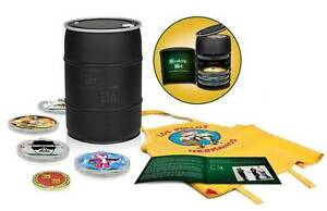 Breaking Bad Complete TV Series Limited BluRay Barrel (region A) Oak Park Moreland Area Preview