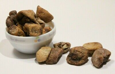 Organic Figs (Organic Dried Turkish White Figs (Natural, Premium))