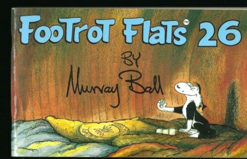 Footrot Flats 26 by Murray Ball Published by Orin Books 1996 First Edition OOP